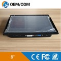 Cheap Industrial Automation touch 8 Inch open display