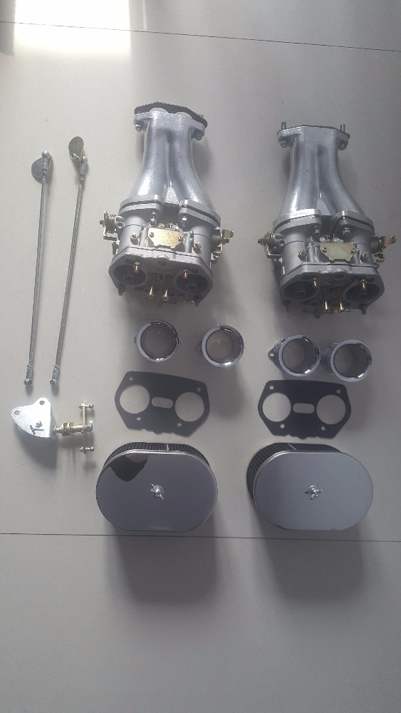 VW TYPE 4 FAJS HPMX WEBER IDF DUAL 44mm CARB KIT