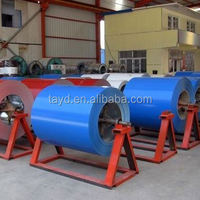 Construction Materials Prepainted Galvanized Steel Coil