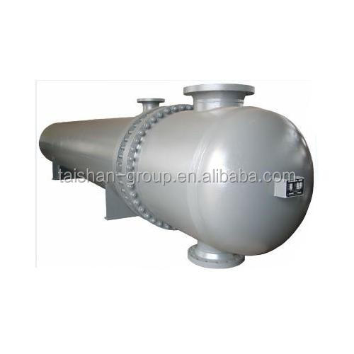 GB & ASME oil & gas steel shell and tube heat exchanger pressure vessel made by a leading manufacturer