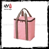Bulk cheap zip shopping bags, foldable bag non woven zipper, high quality non woven tote bag