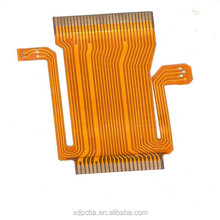 One Layer and Double Layers FPC board Antenna Flex Circuit Board with Stiffener