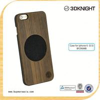 new products on china market smart mobile phone accessories wood hard cover case for iphone 6 Plus