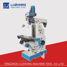 Factory Direct Sales ZX7550W Knee-type Milling And Drilling Machine