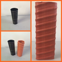 30% lower Prestressed corrugated pipe flat tube with PC Strand
