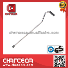 Silver Extendable Walking Stick