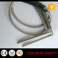 110V Right Angle Water Immersion Cartridge Heater