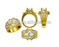 3d jewelry cad models
