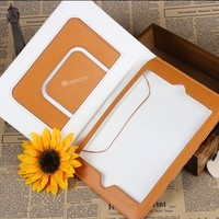 new arrival wallet card slot leather flip case for ipad air 5