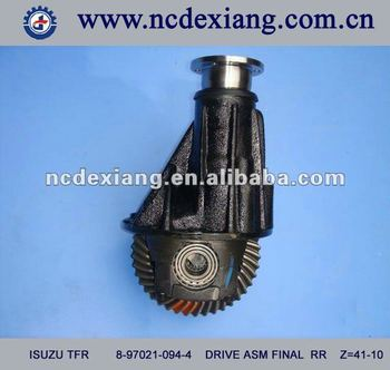 TFR Differential assy