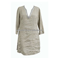 New Design Fashion Ladies kaftan short dress