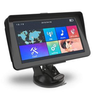 "7"" HD Capacitive Sunshae cat Car GPS Navigation Windows ce 6.0 Ms2531 Cortex a7 256M 8G 2100MA Free Upgrade gps map"