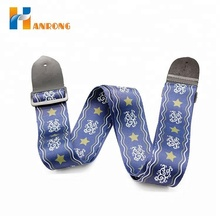 Fashionable Guitar Strap Jacquard Woven Weave Folk Style Electric Guitar Strap