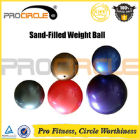 High Quality Soft Toning Sand Filled Medicine Ball