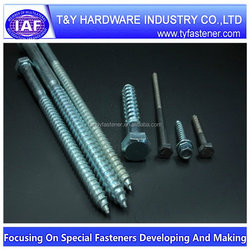 New Type top sell hex agon head wood screws