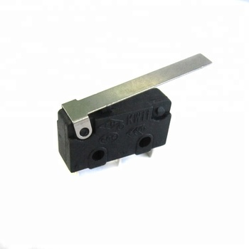 KW11 factory price free sample 5e4 t125 micro switch 4a 250v