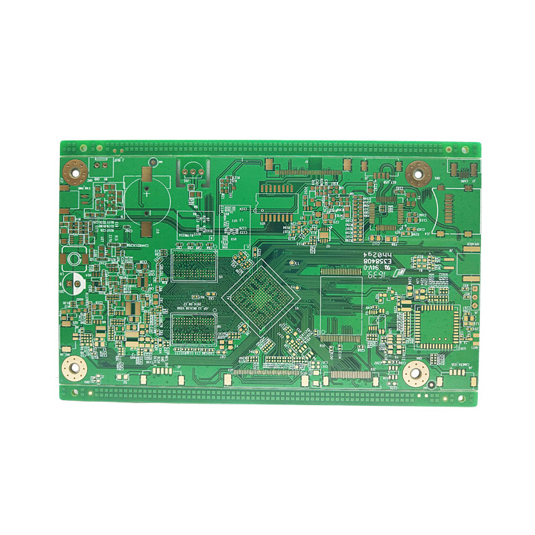 Oem <strong>Manufacturer</strong> 6 Layer Pc Board For Electronics Products