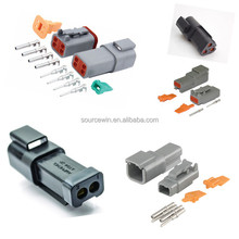 car auto electric 12 way male DT electrical Deutsch connector DT04-12P