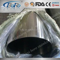 Ss 304 stainless steel welded/seamless pipe/tube