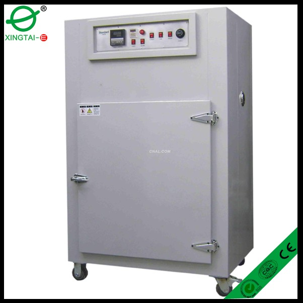 high temperature convection circulating hot air oven
