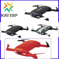 2017 Kattop WIFI Pocket Drone Quadcopter
