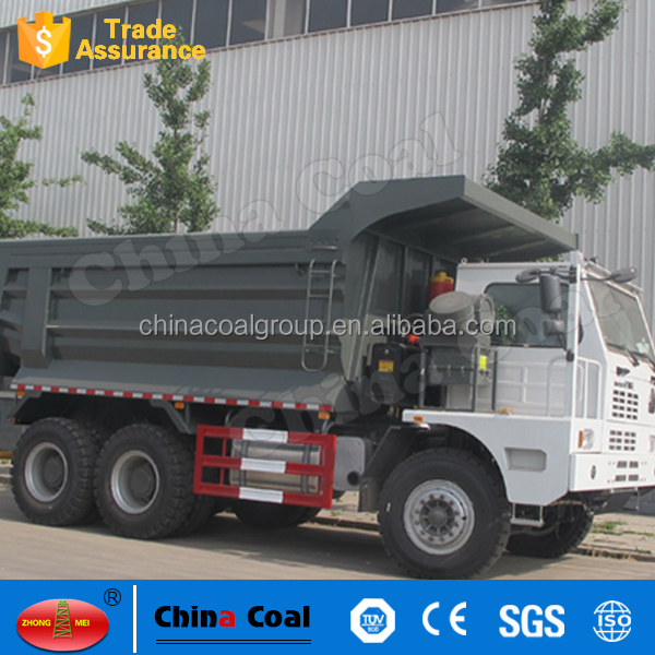 70Ton China Brand Mining Super 10 Wheeler Dump Truck