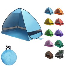 Fast Automatic Open Sun Shade Shelter Outdoor Camping Beach Pop Up Tent