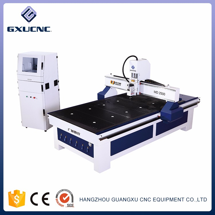 2016 Best Seller And High Precision Computer Controlled Wood Carving Machine