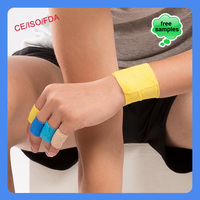 Pain Relief Wrist Band Wrap Strap Iv Bandage Sprin Plaster (CE FDA Approved Manufacture)