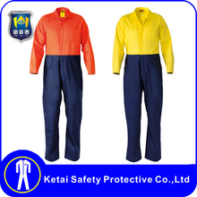 industry uniform/factory coverall/gas station workwear/oil field overall