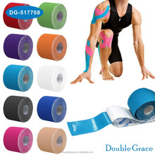 5M*5cm Elastic kinesiology Sports Tape, medical compression tape, kinesiology tape