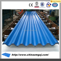 Alibaba prepainted curve corrugated sheet steel price per sheet