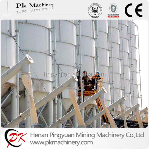 Stainless steel rice screw auger conveyor