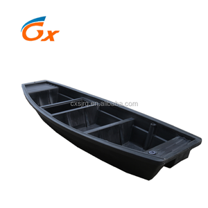 2018 HOT New 3.6M wide poly plastic boat fishing boat for sale