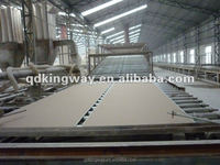 gypsum (plaster) drywall or ceiling board
