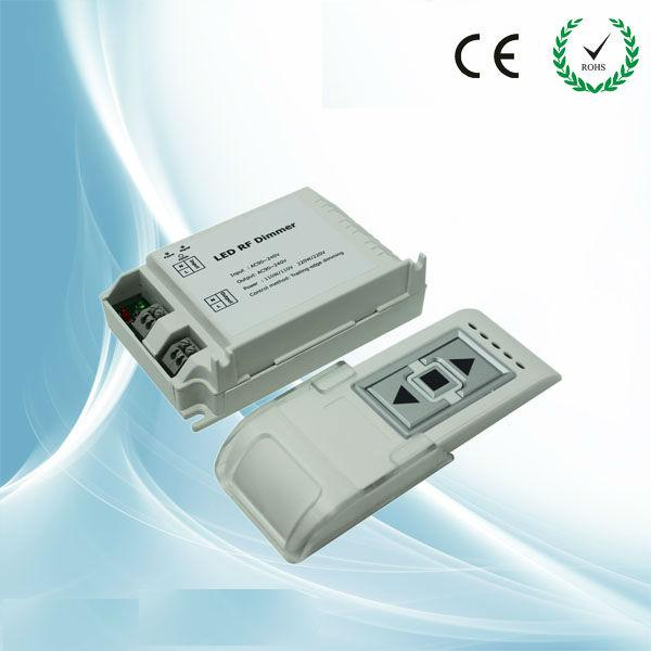 DM014;LED RF Wireless 3 Key Triac Dimmer, Trailing edge dimmer;AC 90~240V input