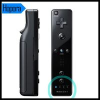 Bulit-In Motion Plus For Wii Remote Controller With Silicone Case And Wrist Strip