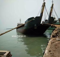 3312DWT used self propellled barges for sale