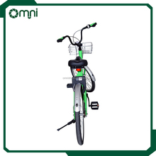 OEM & ODM real-time GPS tracking bike rental system software with anti-theft bluetooth bicycle lock system