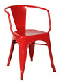 Iron chair/different height/various color to choose TF- T1002-4