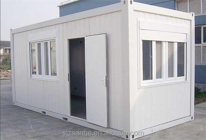 Effective Luxury mobile modern prefab home 40ft container price