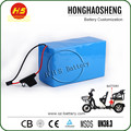 China Supply 24V 22Ah Electric bike lithium Battery with 11P7S 18650 Cell Battery BMS Charger Case for 720W motor Bike