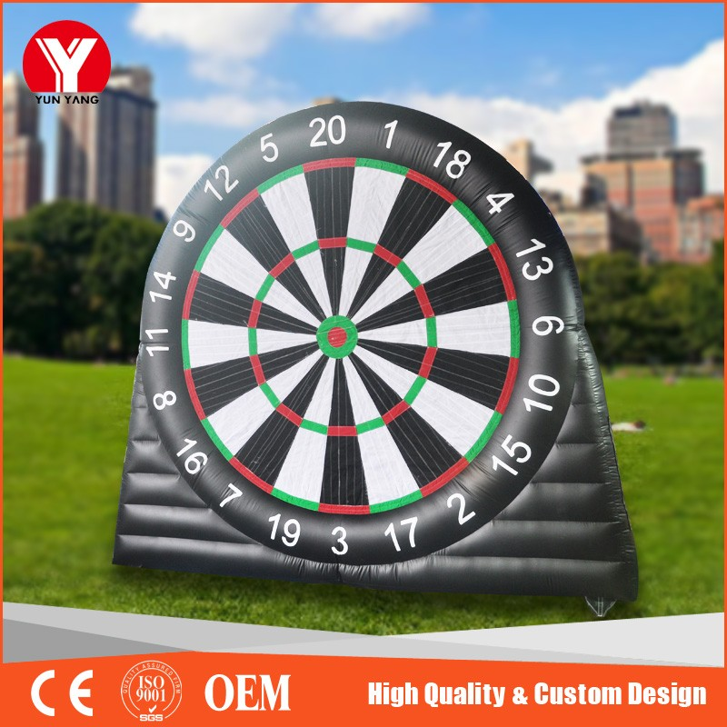 high quality velcro dart board game with balls