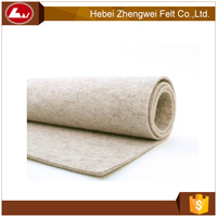 Wholesale 1-10 mm thick polyester felt fabric