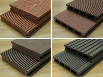 Barefoot Friendly&Color stability Wood plastic composite wpc decking&Floor