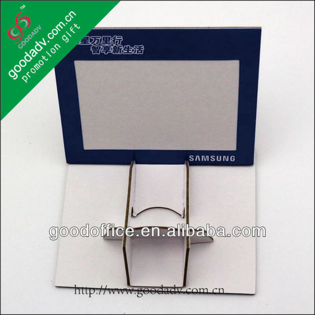 Customized design, size and shape paper frames for photos