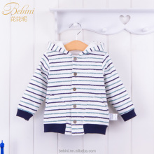 Bebini spring/summer 9-48 months sweater with hood for baby boy