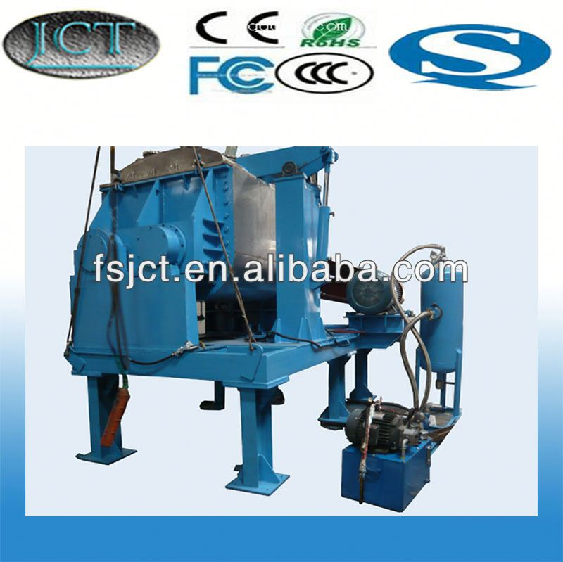 high quality and multi functional kneader making machine used for rubber for toe separators NHZ-500L