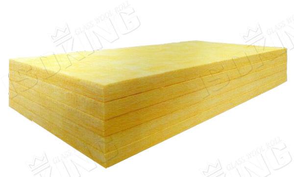 Thermal Fiberglass Wool Insulation Boards View Fiberglass