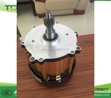 BAJAJ electric auto rickshaw bldc motor for sale